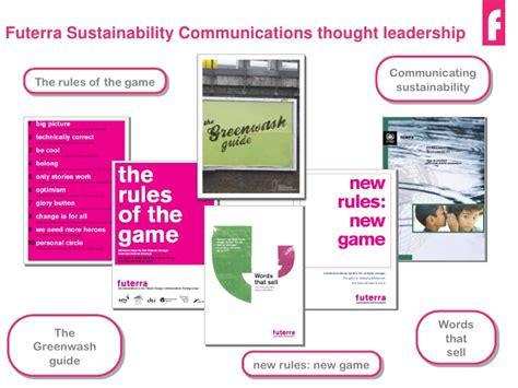 Futerra Sustainability Communications