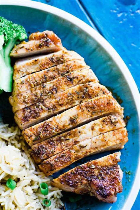 The best kind of instant pot recipe is undoubtedly the kind that is both quick and easy to make, while only requiring a handful of whole food ingredients. Instant Pot Frozen Pork Chop : Honey Garlic Instant Pot ...