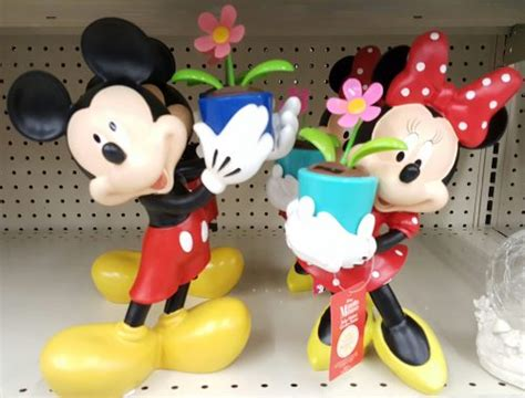 Disney Garden Decor Walgreens by New Disney Garden Decor Spotted At Walgreens