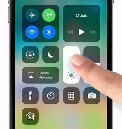 Brightness Screen Dim Display Reduce Power Ios