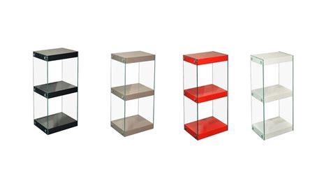 Small White Shelf by Small Glass Shelving Unit Black White Grey Gloss