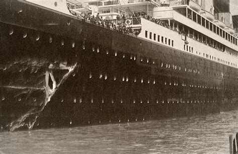 rms olympic sinking 187 so what ship really sank that fateful to remember
