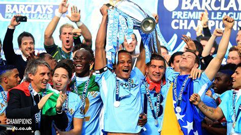 manchester city champions team wallpaper  hd