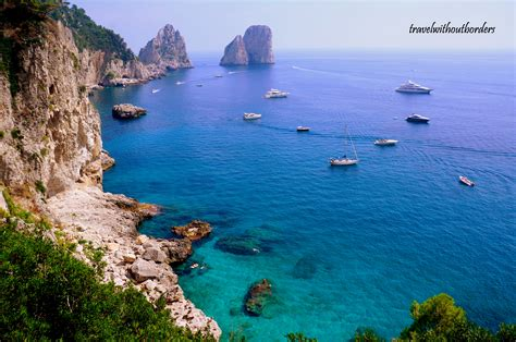 Photo Of The Day Beautiful Capri Italy