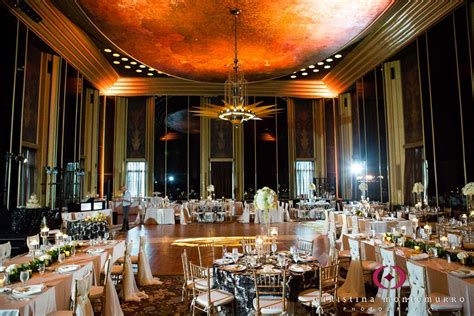 A Great Gatsby themed wedding is perfect in our Urban Room