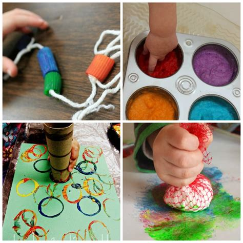 fun  easy toddler activities  home