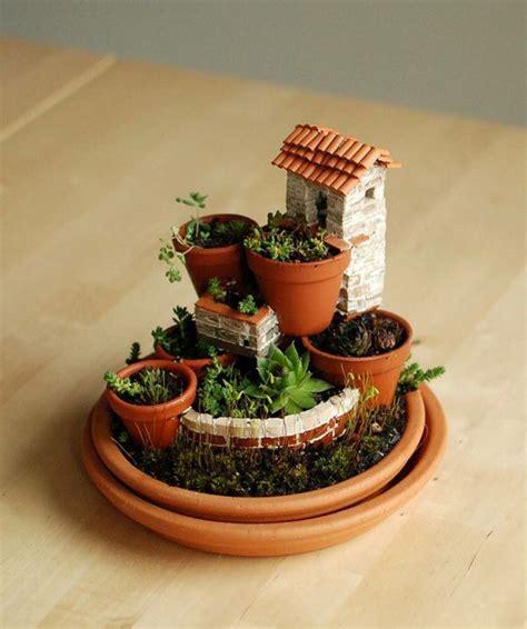 สวนจิ๋ว   Fairy garden, Miniature garden, Mini garden