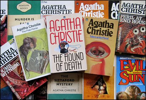Retroforteana Agatha Christie's Séances