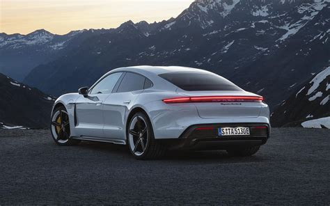 2020 Porsche Taycan reviews, news, pictures, and video ...