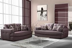 Mobilier De Salon : sofa causeuse mobilier de maison salon ~ Teatrodelosmanantiales.com Idées de Décoration