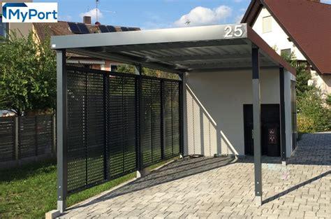 einzelcarport mit geräteraum 17 best ideas about doppelcarport mit ger 228 teraum on doppelcarport carport designs