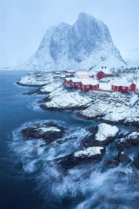 Reine Lofoten Islands Norway Perfectplaces