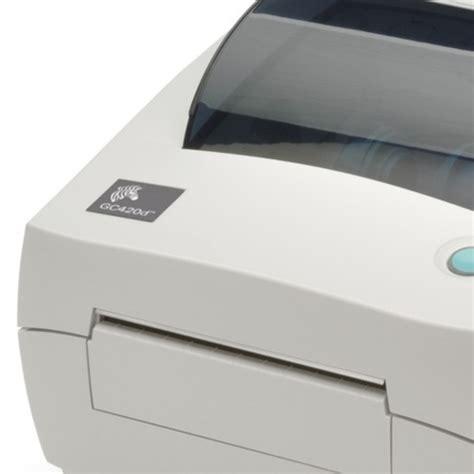 gc bureau zebra gc420d 203 dpi imprimante bureau myzebra