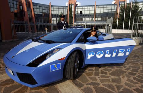 Did Police Deploy Supercar In Chase?