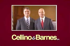 cellino and barnes law firm could be dissolving With cellino and barnes