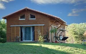 Maison écologique En Kit : prix d 39 une construction de maison en kit 2018 ~ Dode.kayakingforconservation.com Idées de Décoration