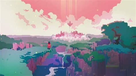 Hyper Light Drifter Wallpaper Hd Hyper Light Drifter Video Games Pixels Wallpapers Hd Desktop And Mobile Backgrounds