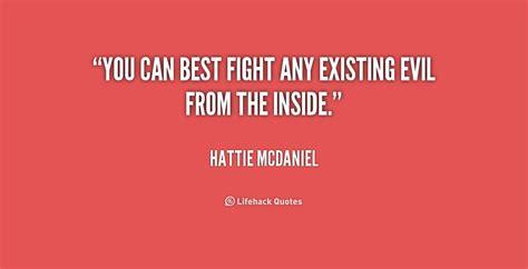 fighting evil quotes quotesgram