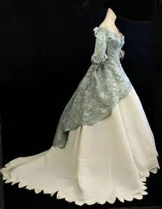 1800 wedding dress civil war gowns