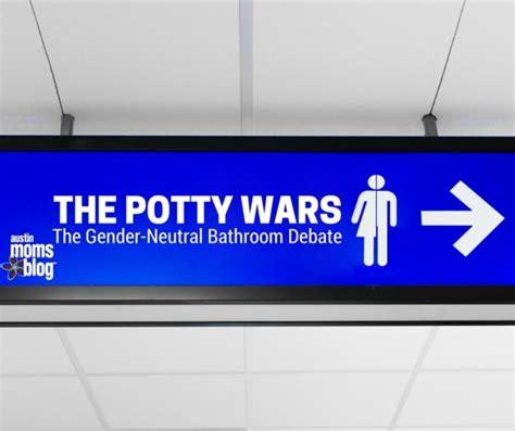 Gender Neutral Bathrooms Debate potty wars the gender neutral bathroom debate