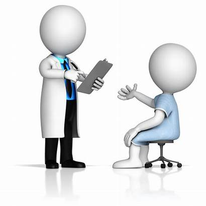 Patient Doctor Clipart Taking Notes Presentation Clip