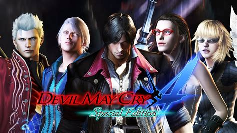 Devil May Cry 4 Remastered All Cutscenes (game Movie) Full