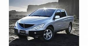 Ssangyong Actyon Sports Reviews