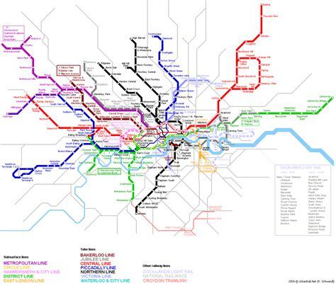 maps  london