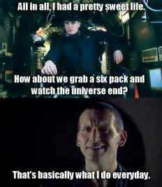 9th Doctor Who Quotes