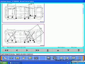 Mitsubishi Pajero 2007  Type  V8xw  V9xw   Repair Manuals