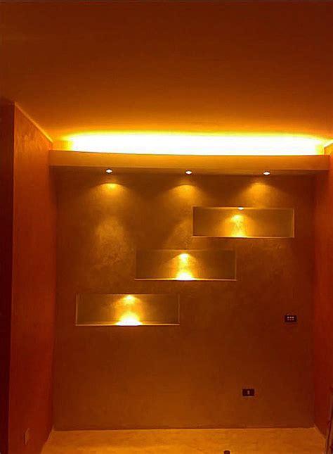 Pareti Illuminate Cartongessisti A Brescia Bergamo Verona Varese