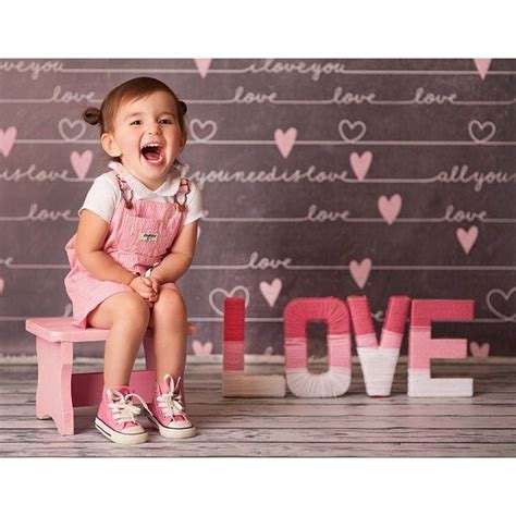 chalkboard love bubblegum backdrops valentine mini