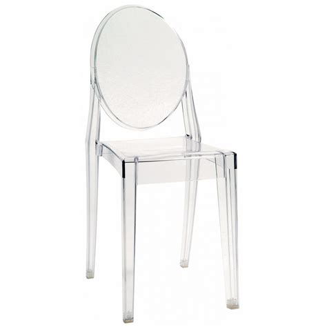 philippe starck chaise ghost chair