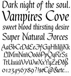 Gothic Calligraphy Font Free