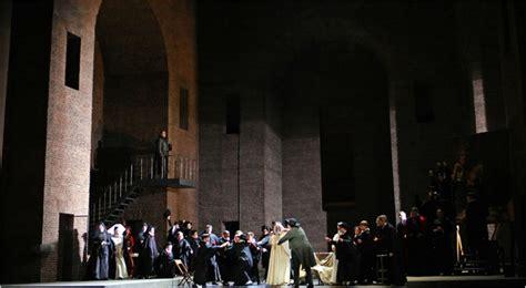 The Met Weighs A Return Of Zeffirelli's 'tosca'  The New