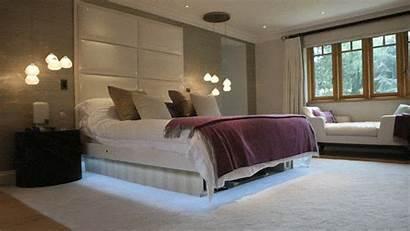 Tv Bedroom Bed Under Hiding Lift Ubl