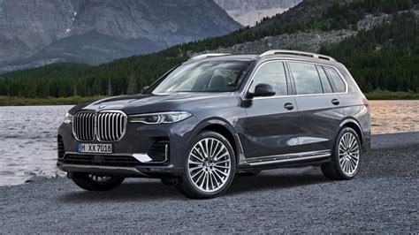 This Is The New Bmw X7 And It's Huge