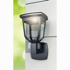 Applique Exterieur Solaire : applique solaire led 200 lumens eclairage terrasse et ~ Dode.kayakingforconservation.com Idées de Décoration