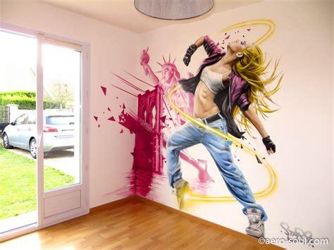 chambre de danseuse décoration murale pour chambre d 39 ado sur le thème york
