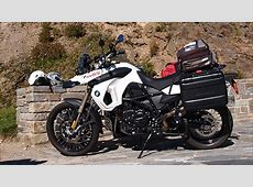 2010 BMW F800GS Review