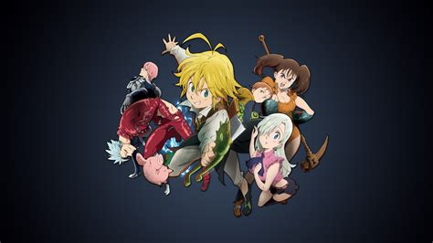 Seven Deadly Sins Anime Wallpaper Hd - the seven deadly sins hd wallpapers