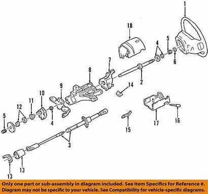 Steering Column Ford Bearing