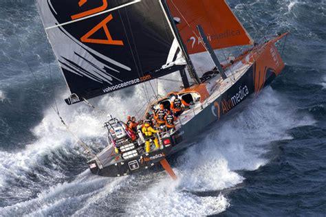 volvo ocean race images   boatscom