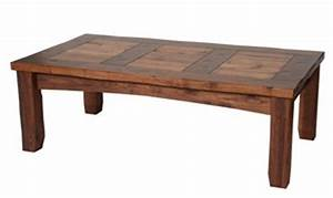 rustic style coffee tables lodge log mission lodgecraft With log cabin style coffee tables