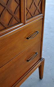 Select, Modern, Mid, Century, Modern, Highboy, Dresser, Gentleman, U0026, 39, S, Chest, Of, Drawers