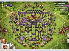 Base Clash Of Clans Terunik dan Terbaru Clash Of Clans
