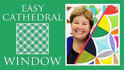 Cathedral Window Quilt Tutorials Easy Tutorial Quilting