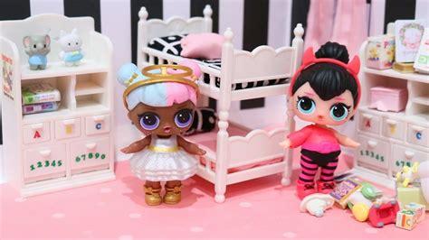 bonecas lol surpresa novo quarto  sugar spice