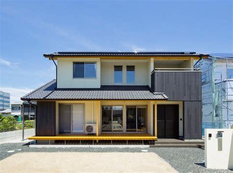 gambar desain rumah unik gaya jepang minimalis klik gambar