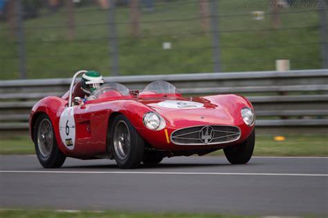 maserati 300s maserati 300s chassis 3051 2014 le mans classic
